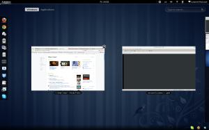 GNOME3 - screenshot
